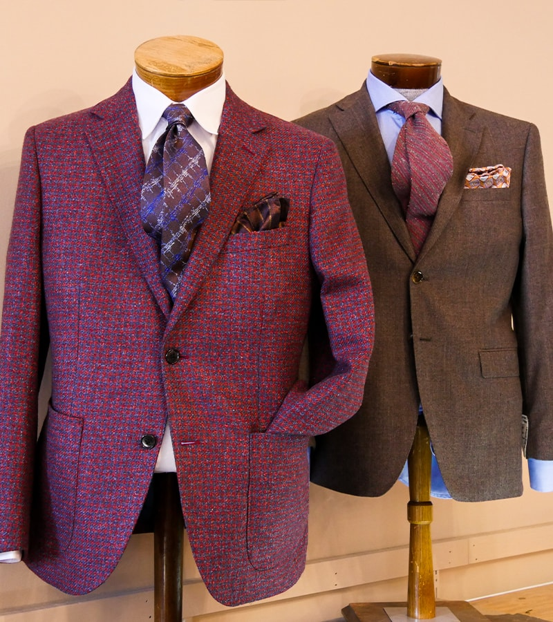 Custom Suits Rhode Island